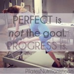 Perfect is not the goal thumbnail