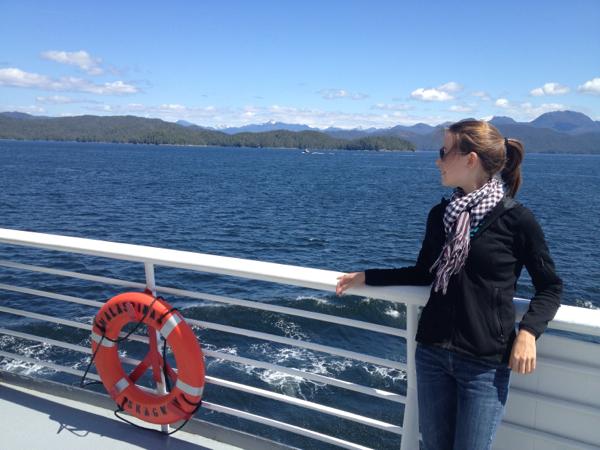 Alaska Marine Ferry