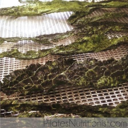Lacinato Kale, Lemon & Garlic Kale Chips