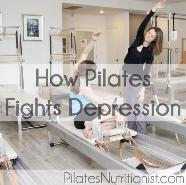 Pilates fights depression