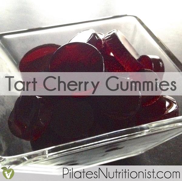 Tart Cherry Gummies
