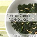 Sesame Ginger Kale Salad thumbnail