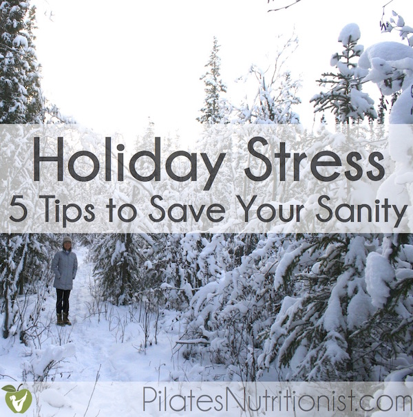 Holiday Stress: 5 Tips to Save Your Sanity
