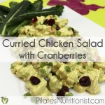 Curried Chicken Salad with Cranberries thumbnail