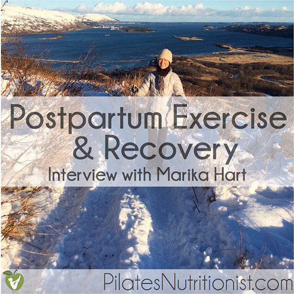 Postpartum Exercise & Recovery