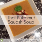 Thai Butternut Squash Soup thumbnail