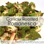Garlicky Roasted Romanesco thumbnail