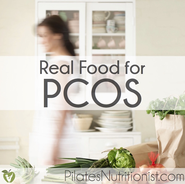 Real Food for PCOS