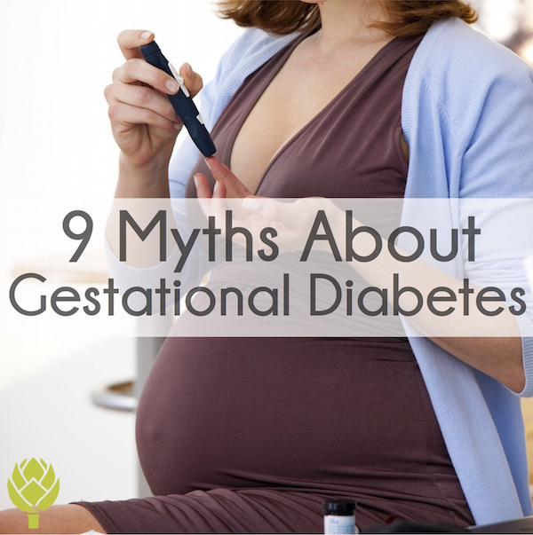 9 Myths About Gestational Diabetes