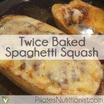 Twice Baked Spaghetti Squash thumbnail
