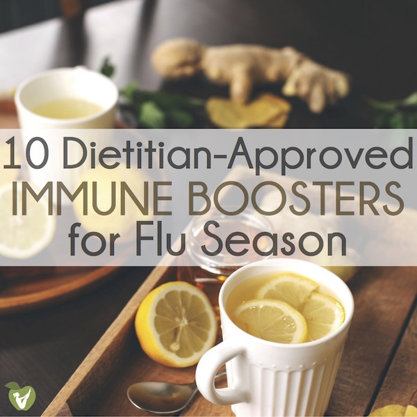 10 Dietitian-Approved Immune Boosters for Flu Season
